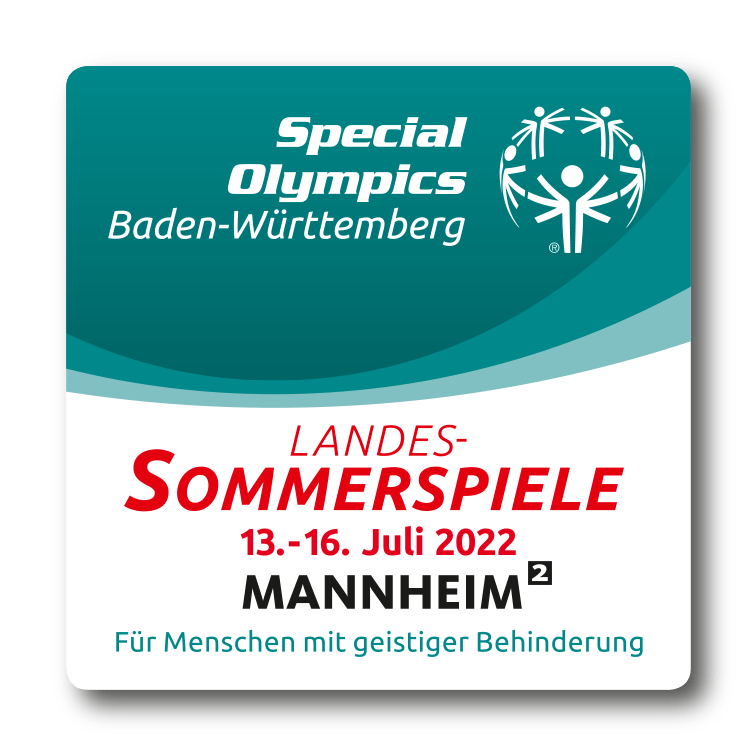 Banner Special Olympics Special Olympics Mannheim 2021